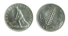 pci3643) Italia Repubblica in Italma - 2 lire 1950 Spiga