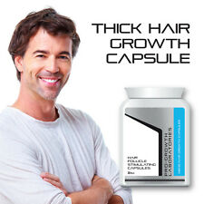 PRO GROWTH MENS HAIR FOLLICLE STIMULATING CAPSULES HAIR GROWTH STRONG PILLS