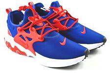 Nike React Presto (Mens Size 10.5) Shoes CW5586 400 Blue Multicolor