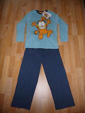 Garfield  Schlafanzug Schlafi Pyjama - Gr. 140