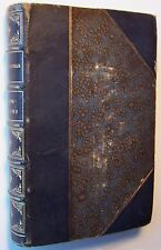 LA CHANSON DE ROLLAND Introduction & Notes by Julleville 1878 Leather French -U1