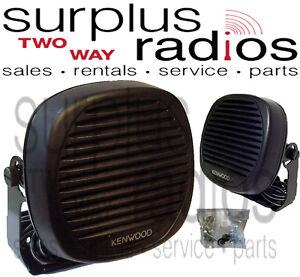Kenwood OEM KES-5 Mobile external Speaker 40W TK8180 TK7180 NX700 NX800 TK7160