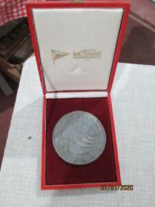 Sailing Club MORNAR Split Croatia plaque