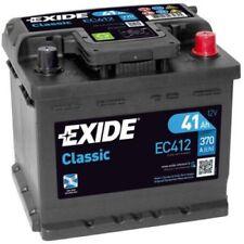 EXIDE Starter Battery CLASSIC * EC412