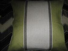Romo Theodore Pesto cushion covers
