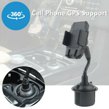 360° Adjustable Car Water Cup Holder Cradle Mount Mobile Cell Phone GPS Support