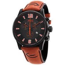 Mido Multifort Touchdown Chronograph Quartz Black Dial Men's Watch