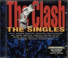 The Clash - The Singles Cd Perfetto