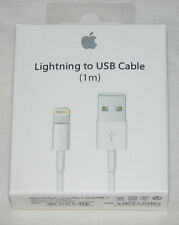 Apple A1480 Lightning to USB Cable 1m 3ft A1480 iPhone, 5 5S, 6 6 Plus & 7 i Pad