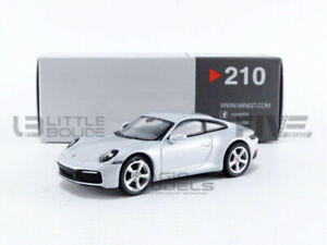 MINI GT 1/64 - PORSCHE 911 (992) CARRERA S GT - MGT00210-L
