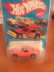 Hot Wheels Dixie Challenger - Blackwalls in Protecto -Pak 1980