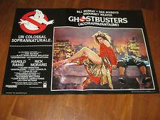 FOTOBUSTA,Ghostbusters acchiappafantasmi 1984,Dan Aykroyd,Murray,Ramis,Reitman