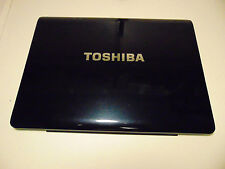Genuine Toshiba Satellite A200 A205 LCD Back Cover Panel P/N V000101400