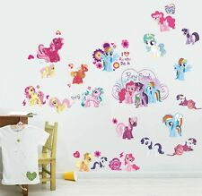 My Little Pony Wall Sticker Removable Vinyl Art Decal Kids Decor HOT!