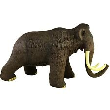 Gigantic Stuffed Rubber Mammoth Soft Realistic Play Toy Detail Ice Age Manny