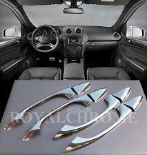 US Seller Door Handle Trim x1 set for Mercedes Benz M ML Class W164 05-11 CHROME