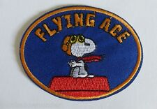 Snoopy Flying Ace Patch No.2