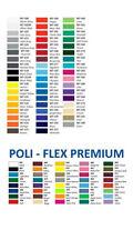 30 x Plotterfolie Starter Paket Aufkleber T-Shirt Textil FLEX DIN A4 Silhouette