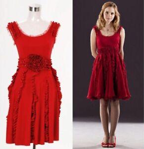 New Hermione Granger Red Dress