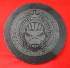 Iron Maiden The Book of Souls Board Slate / Pizarra Aprox measure 25cm