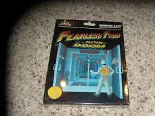 Fearless Fred and Factory of Doom New & Sealed in Box Commodore 64 C64