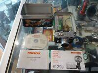 MINOX DIGITAL CLASSIC CAMERA LEICA M3 4.0 MEGAPIXELS BUNDLE IN BOX - AU STOCK