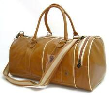 Dunlop Sports Gym Bag Holdall Duffel Bag DUNCC1001E Tan Brown Bag