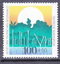 Germany B733 MNH 1992 Preservation of Tropical Rain Forest Issue Very Fine