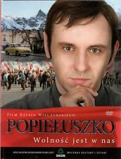 Popieluszko, Wolnosc jest w nas (DVD)  POLSKI POLISH