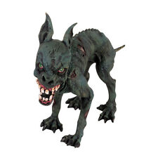 HALLOWEEN RABID ZOMBIE DOG CEMETARY HAUNTED HOUSE PROP DECORATION