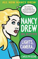 Lights, Camera... (Nancy Drew), Keene, Carolyn, Very Good Book
