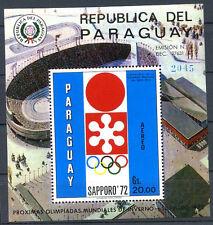 PARAGUAY - JAPAN Mi # Bl 150 MNH VF