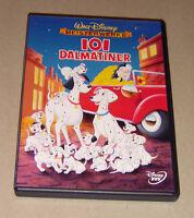 DVD 101 Dalmatiner  Walt Disney Meisterwerke (2000)   sehr guter Zustand