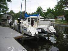 New listing Boat Lift New Aluminum Beamless Boat Lift Hoist 8,000 Lbs