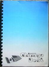 "Due South Fanzine ""Chicago Beat"" SLASH Frasier Vecchio Nut Hatch Press"