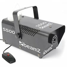Beamz 160.436 S500 maquina de humo 500w