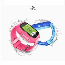 IP67 étanche mini bébé enfant montre téléphone gps tracker pour enfants bracelet