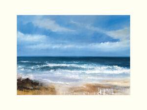 Joanne Last Art Prints of Seascape Paintings Unframed Mounted Landscape Pictures