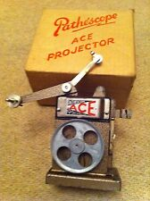 Pathescope Ace Projector 9.5mm - Made In England - For Spares Or Repairs