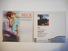 Unique Lot de 2 CD Single ▬ BECK ▬ Port GRATUIT