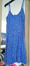 Lovely Summer Womens Blue New Look Dress