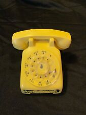 Vintage Yellow Pages Phone Book Toy Telephone Advertising Figure A Whereness