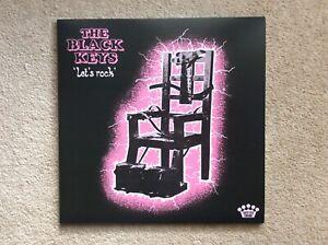 The Black Keys - Let's Rock (2019, black vinyl, includes stickers)