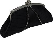Markenlose Damen-Abendtaschen mit Schnappverschluss