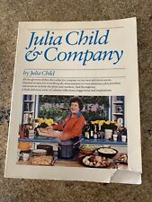 BOOK Julia Child and Company JULIA CHILD Alfred A Knopf Paperback 1978
