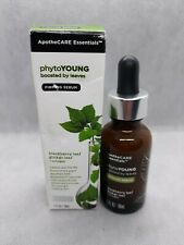 NEW ApotheCARE Essentials phytoYOUNG Firming Serum w/ Collagen 1 oz