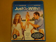 BLU-RAY / JUST GO WITH IT ( ADAM SANDLER, JENNIFER ANISTON )