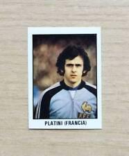 FIGURINE LAMPO / FLASH - CALCIO FLASH '82 - N°76  PLATINI - FRANCIA - NUOVO/NEW