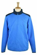 Under Armour Men Sweaters Sweatshirts LG Blue N/A
