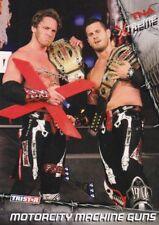 2010 TriStar TNA Xtreme Wrestling Sammelkarte, #47 Motorcity Machine Guns